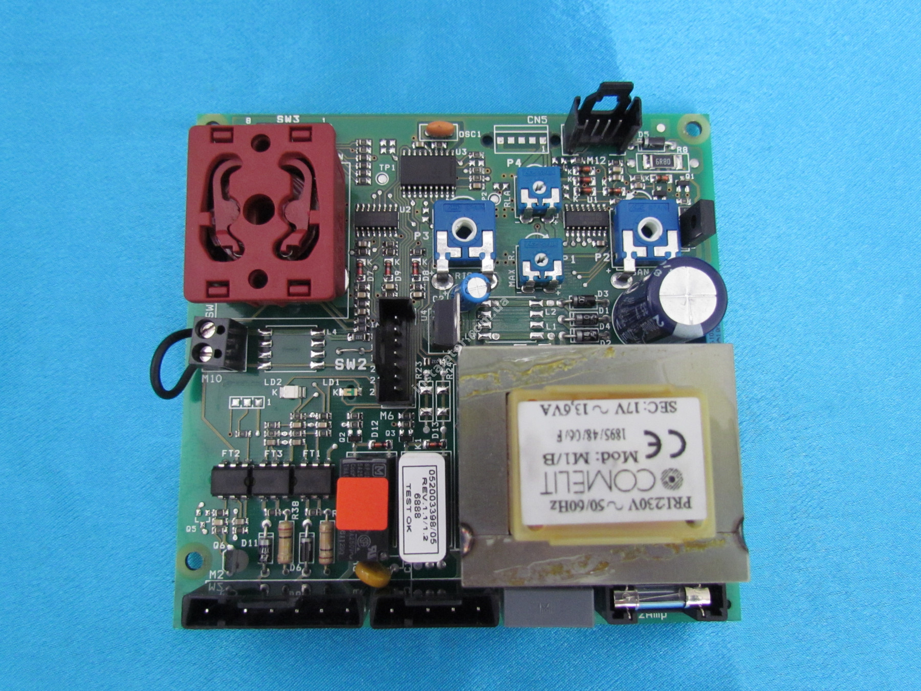 52003398 Плата електронна Hermann Super Micra full-image-0