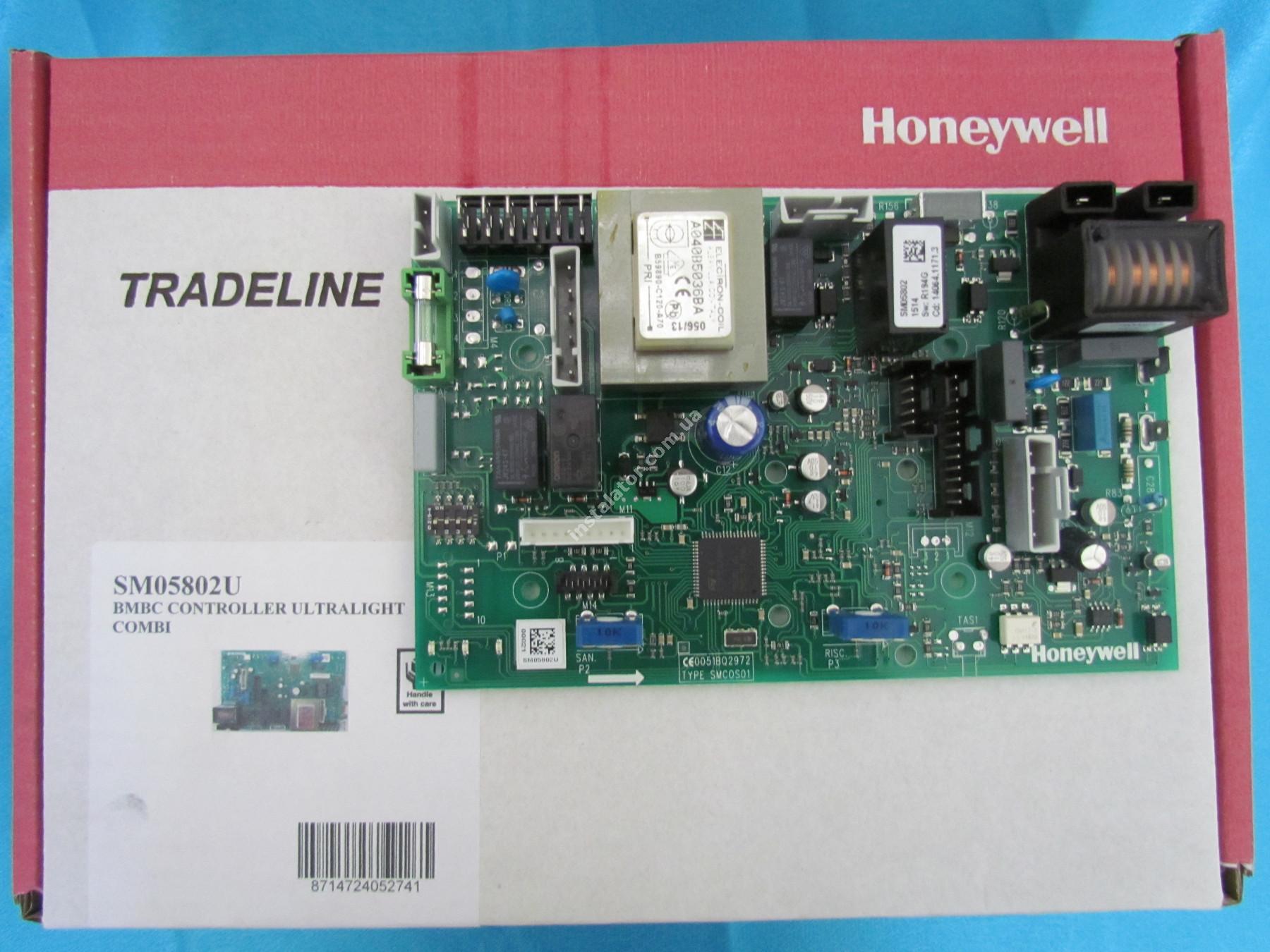BI1695100 (SM05802U) Плата електронна Biasi full-image-0