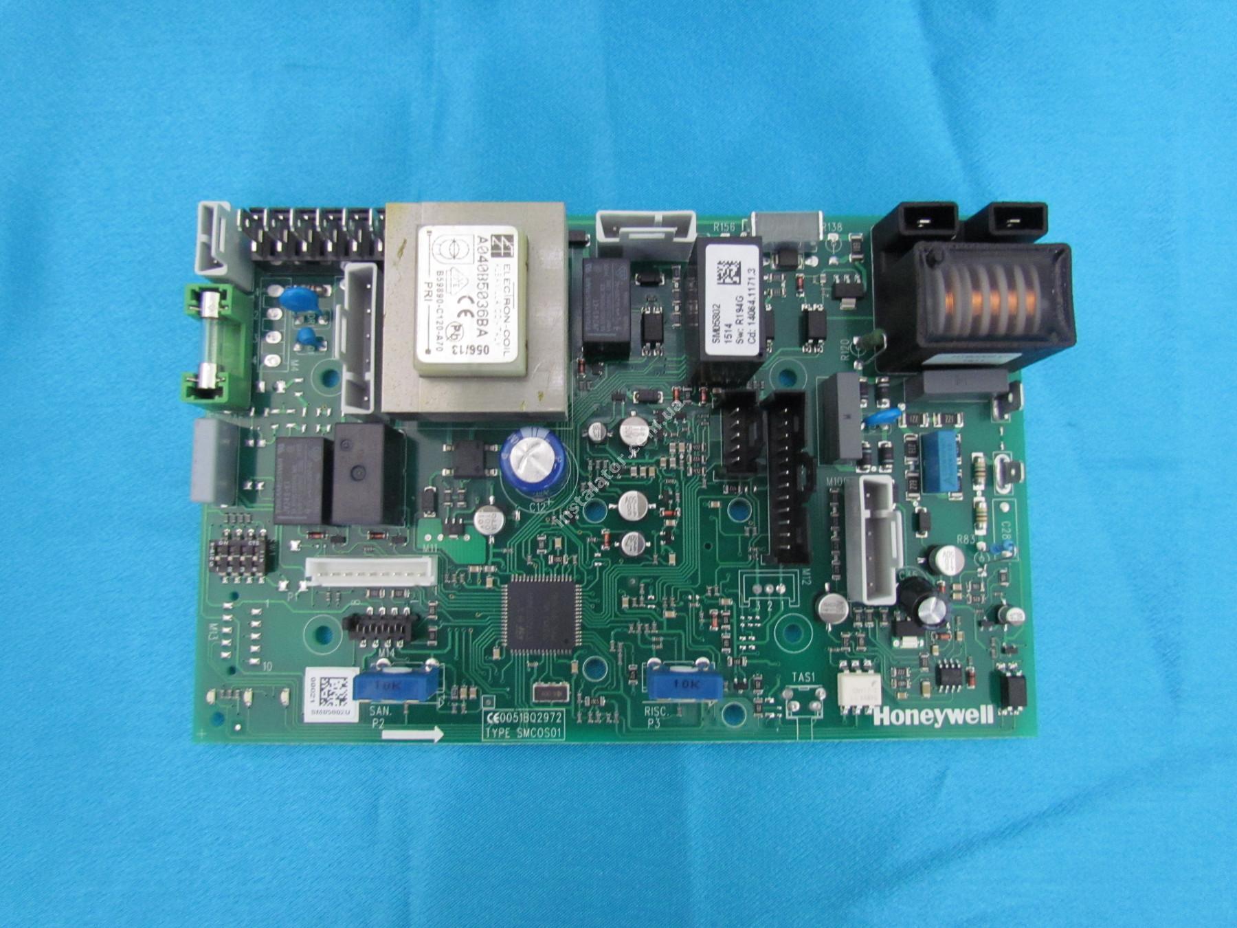 BI1695100 (SM05802U) Плата електронна Biasi full-image-1