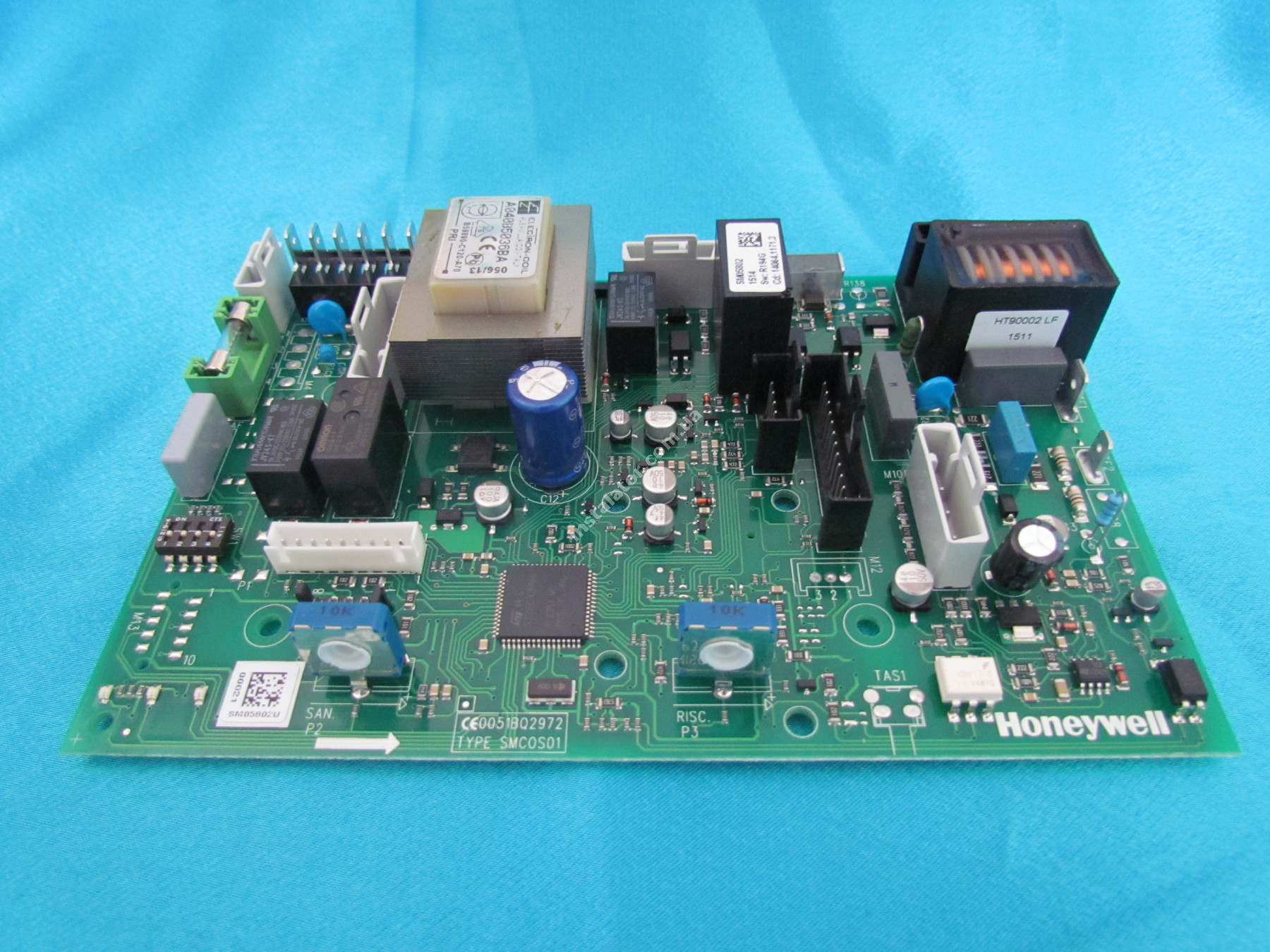BI1695100 (SM05802U) Плата електронна Biasi full-image-2