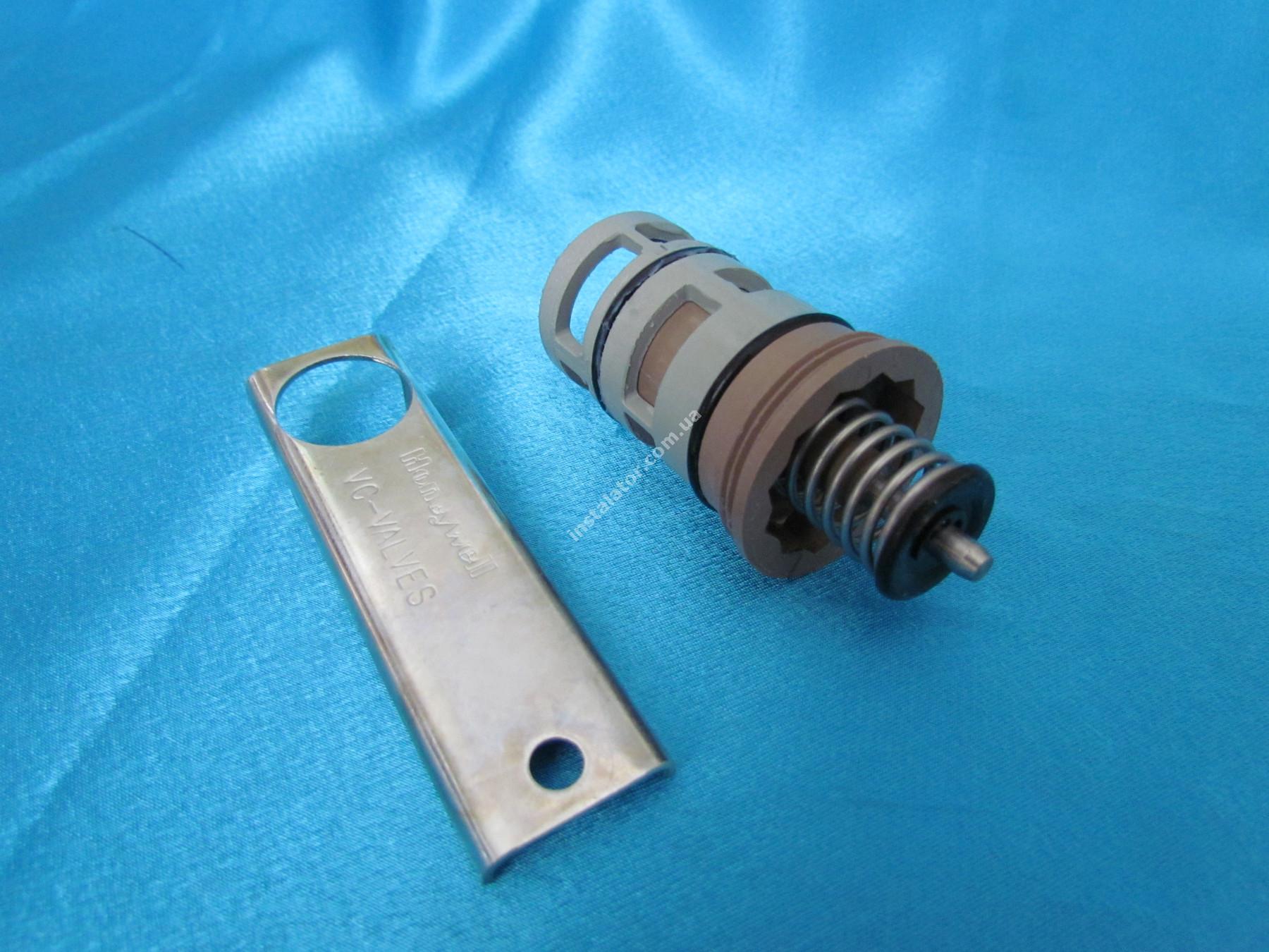 280333 Картридж (патрон) 3-х ходового клапана (22мм) Honeywell VCZZ6000/U full-image-1