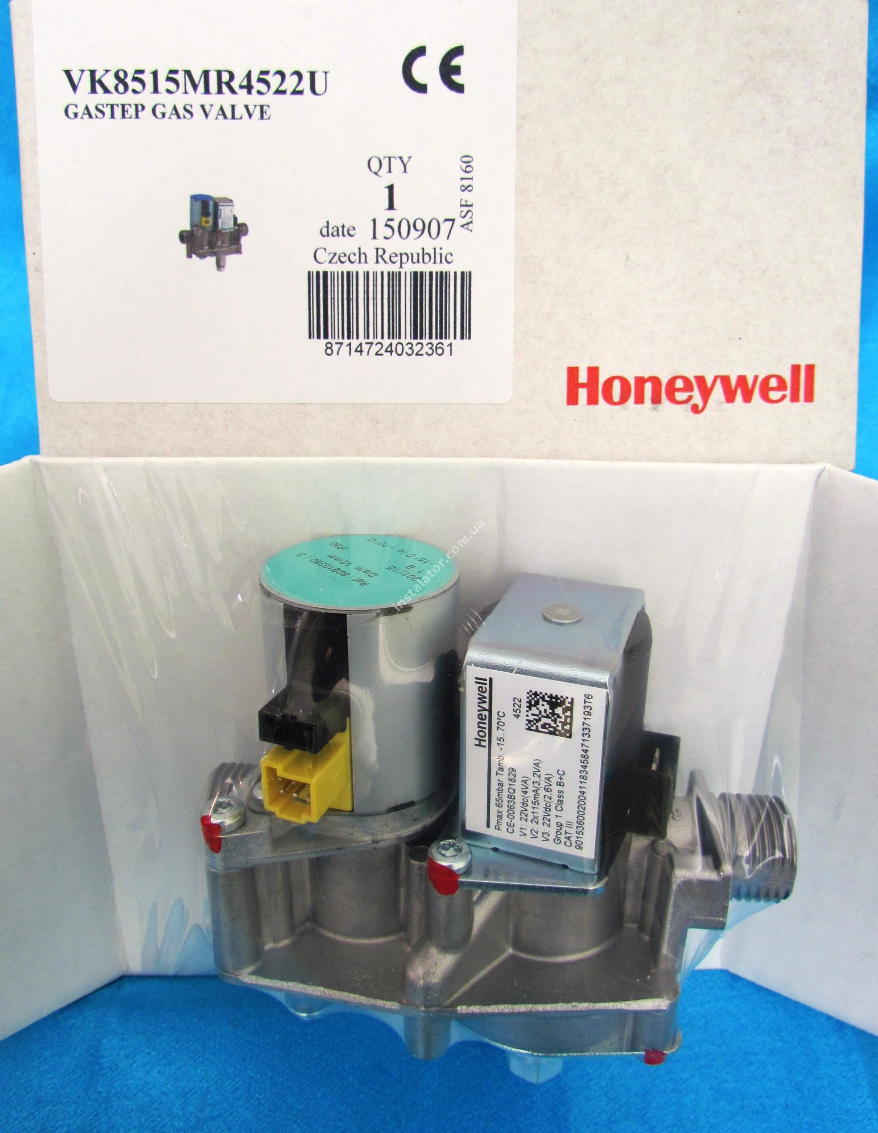 0020053968/0020049296 Газовий клапан з регулятором PROTHERM/VAILLANT full-image-1