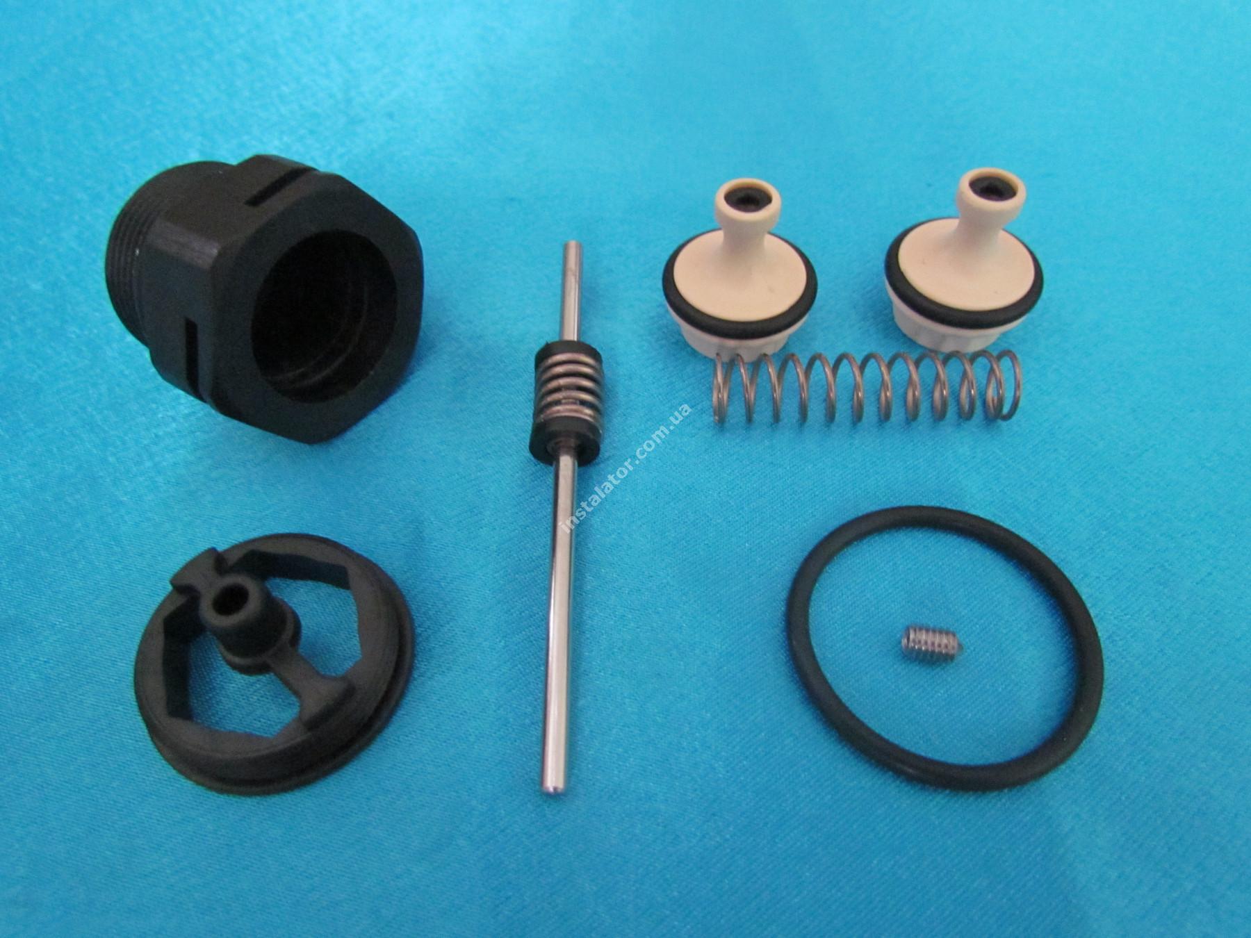 H010006037 Ремкомплект 3-х ходового клапана Micra 2 (новий) full-image-0