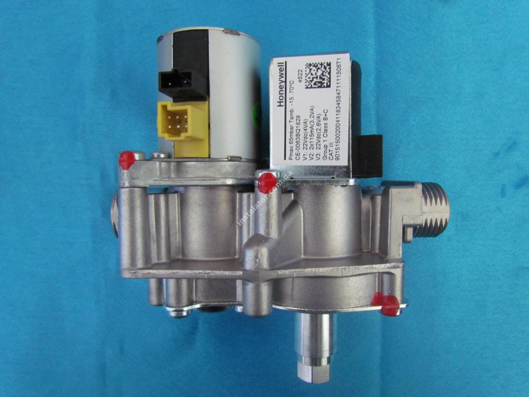 0020053968/0020049296 Газовий клапан з регулятором PROTHERM/VAILLANT full-image-3