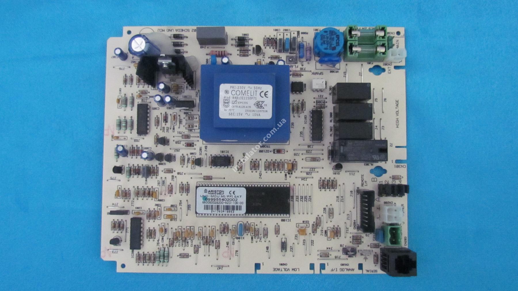 65100729 Плата електронна ARISTON Uno full-image-0