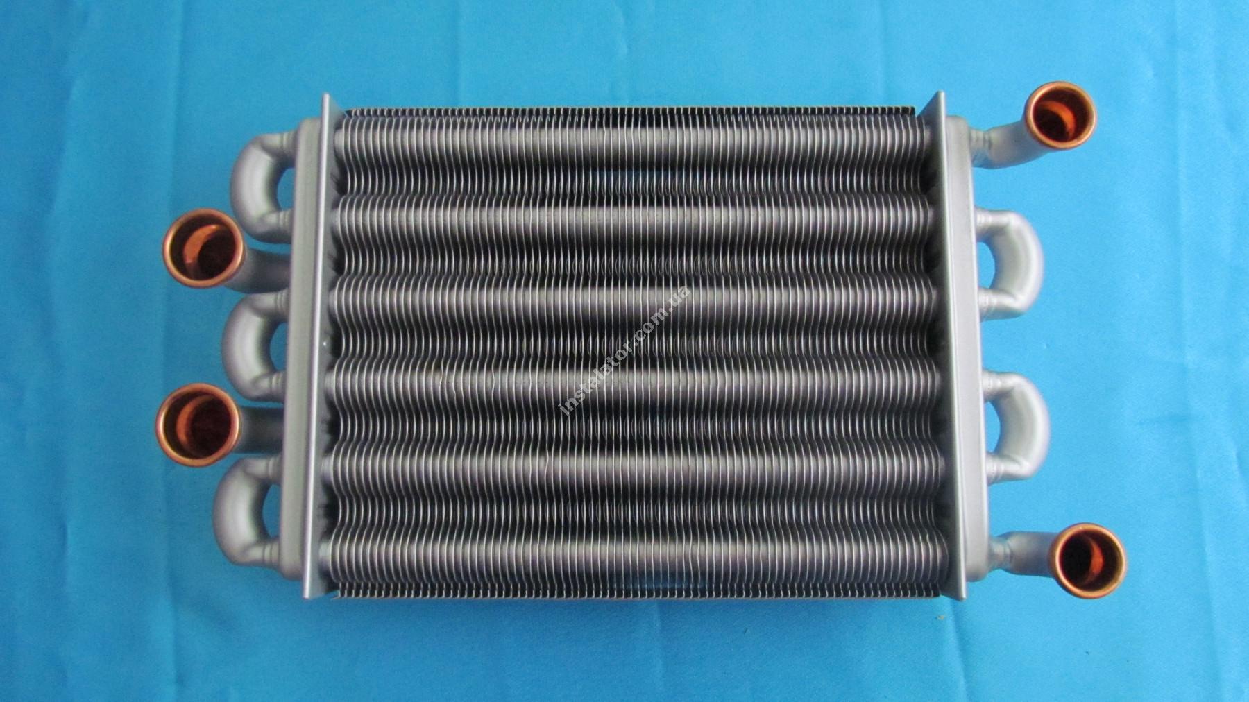 65106300 Теплообмінник бітермічний ARISTON EGIS FF  full-image-1