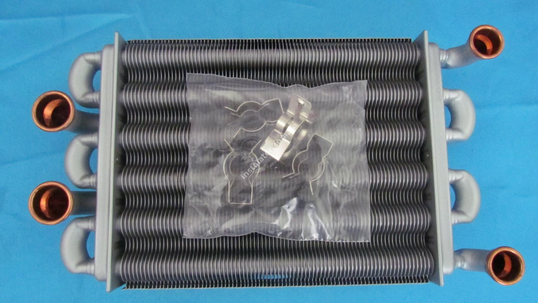65106300 Теплообмінник бітермічний ARISTON EGIS FF  full-image-0