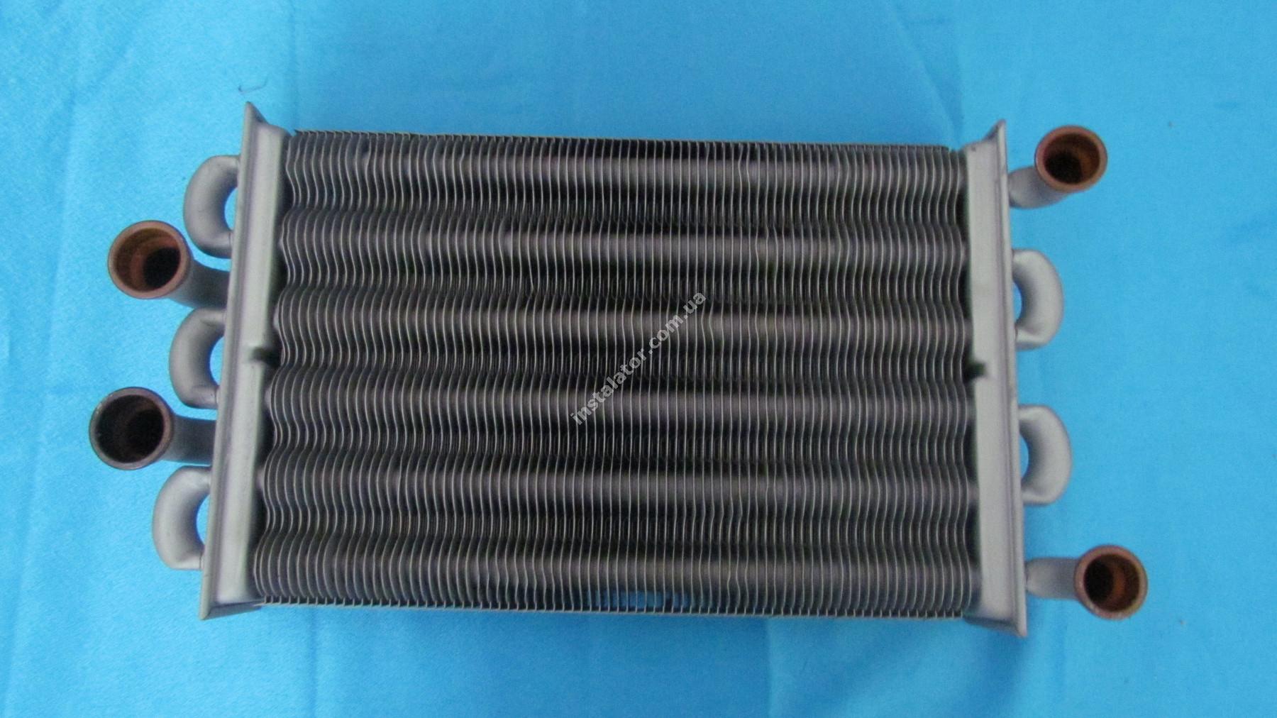 65105094 Теплообмінник бітермічний ARISTON Egis As до 2008р. full-image-3
