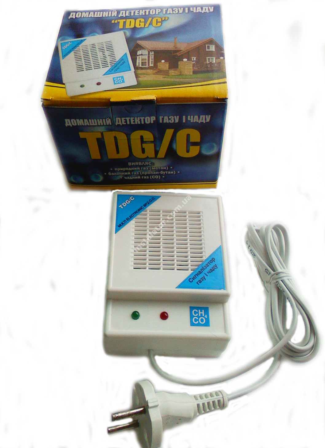 Сигналізатор газу TDG/C full-image-0