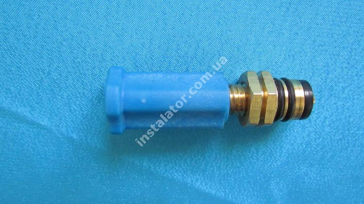 65104324 Кран підпитки (наповнення) ARISTON Egis, Clas, Genus  з ручкою