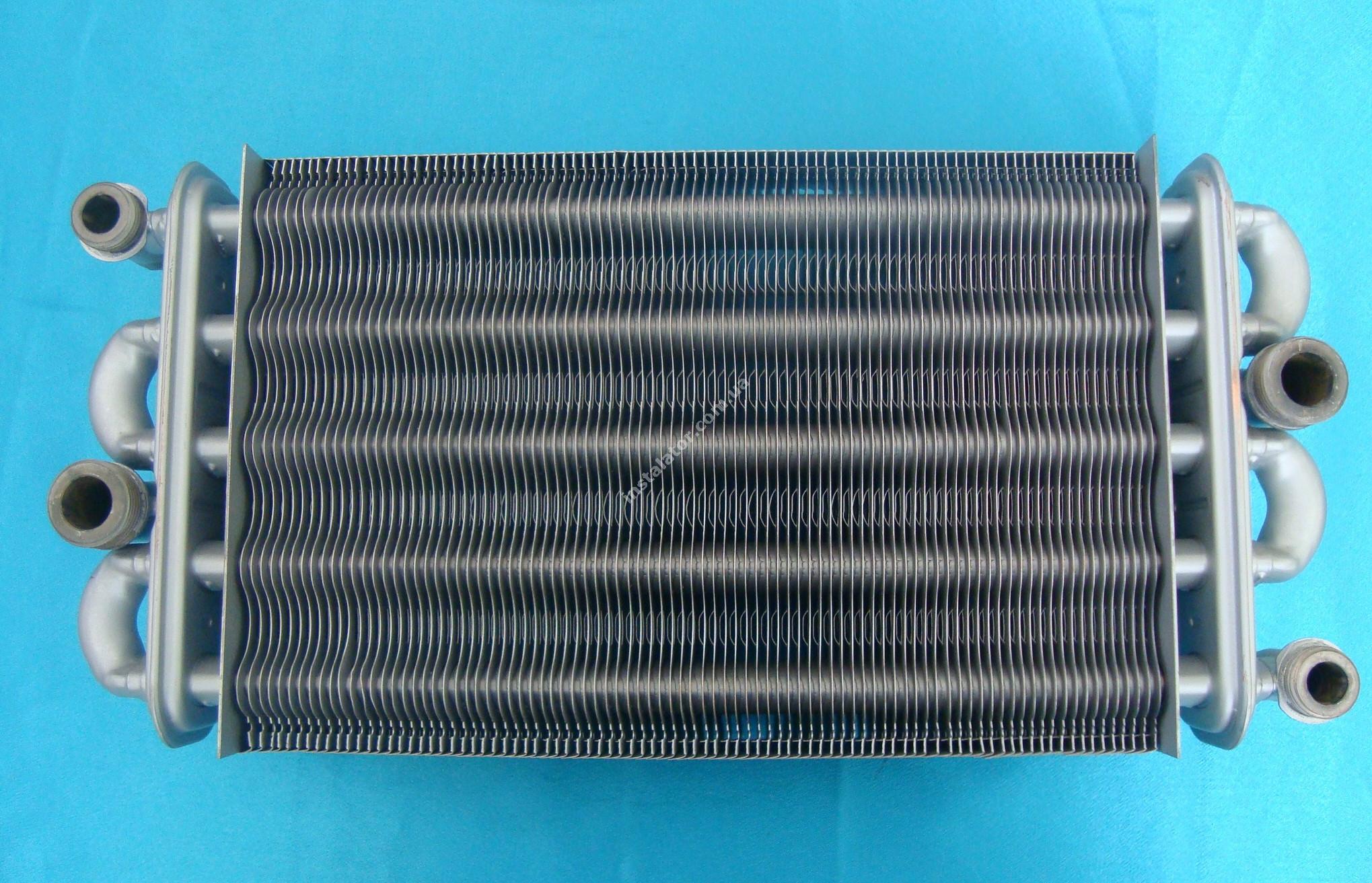 SCAMBIN10 (0020025297) Теплообмінник бітермічний FONDITAL