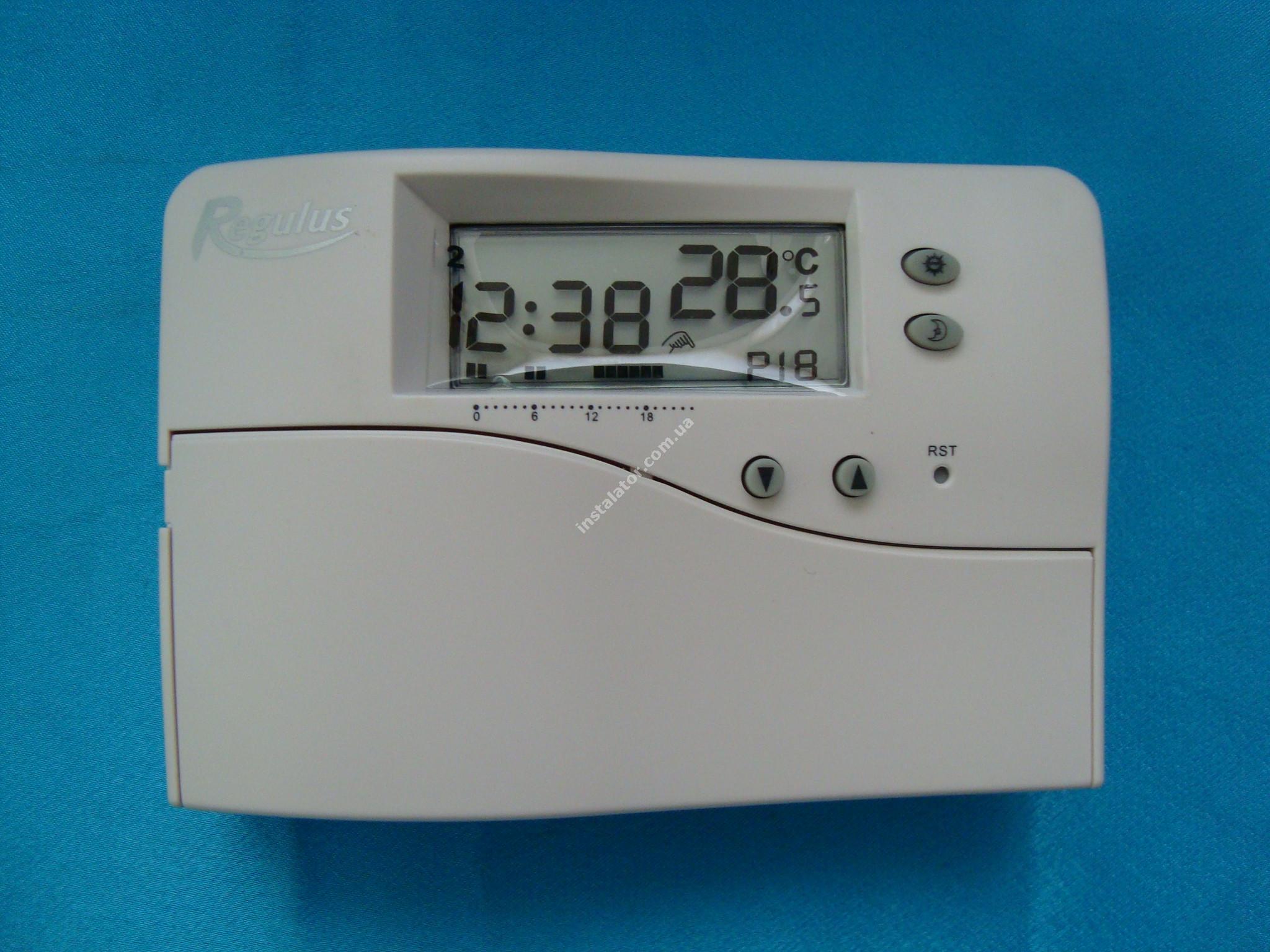 Regulus Термостат - програматор TPO8