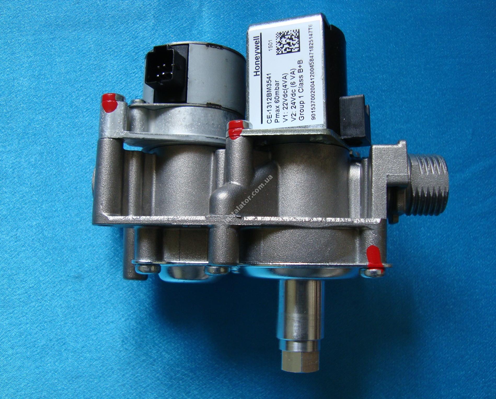 S1071600 Газовий клапан з регулятором SAUNIER DUVAL Themaclassic, Isofast, Combitek