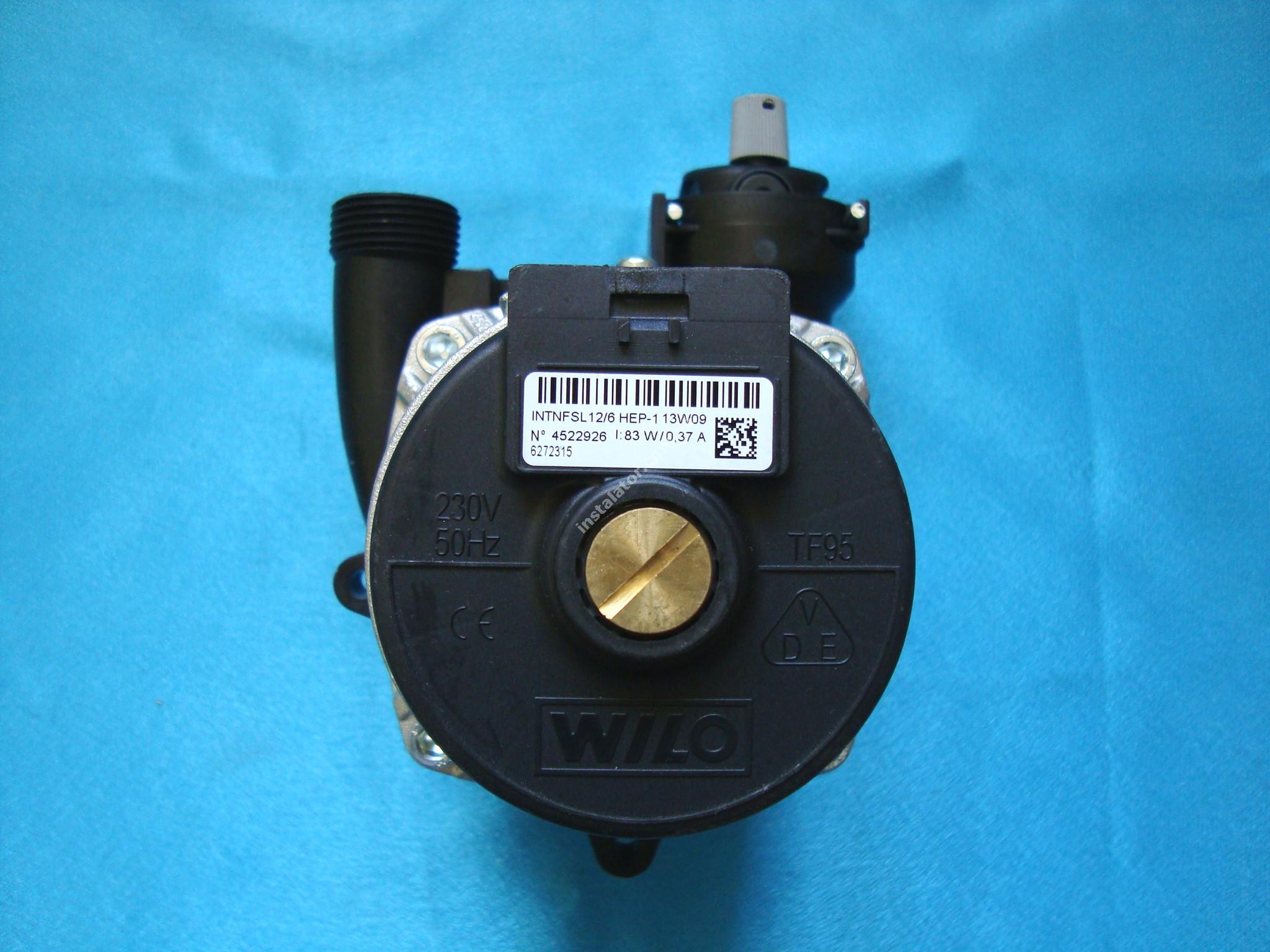 6272310 Циркуляційний насос Wilo  SIME METROPOLIS DGT 25