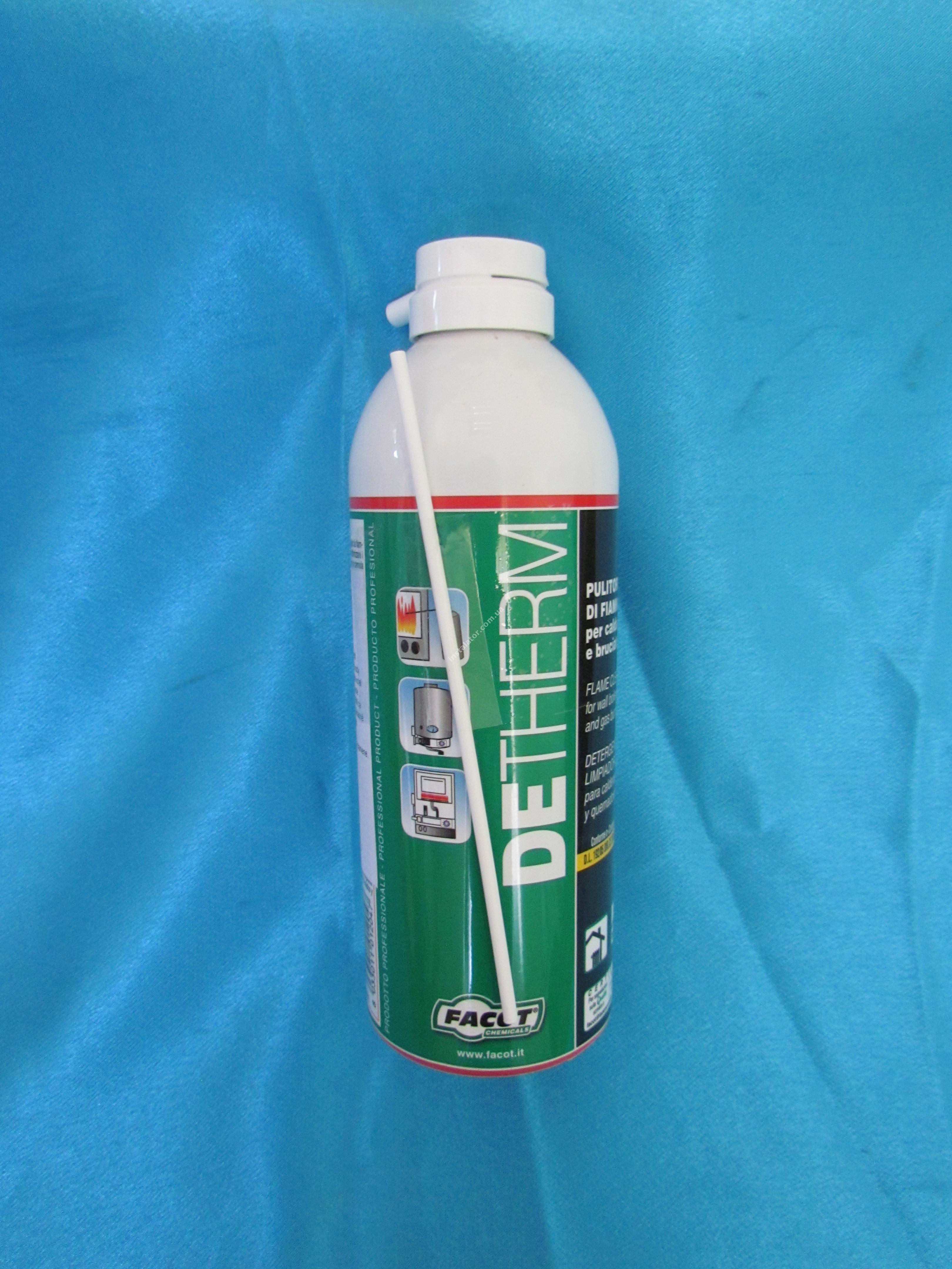 Рідина для чистки первинних теплообмінників Detherm