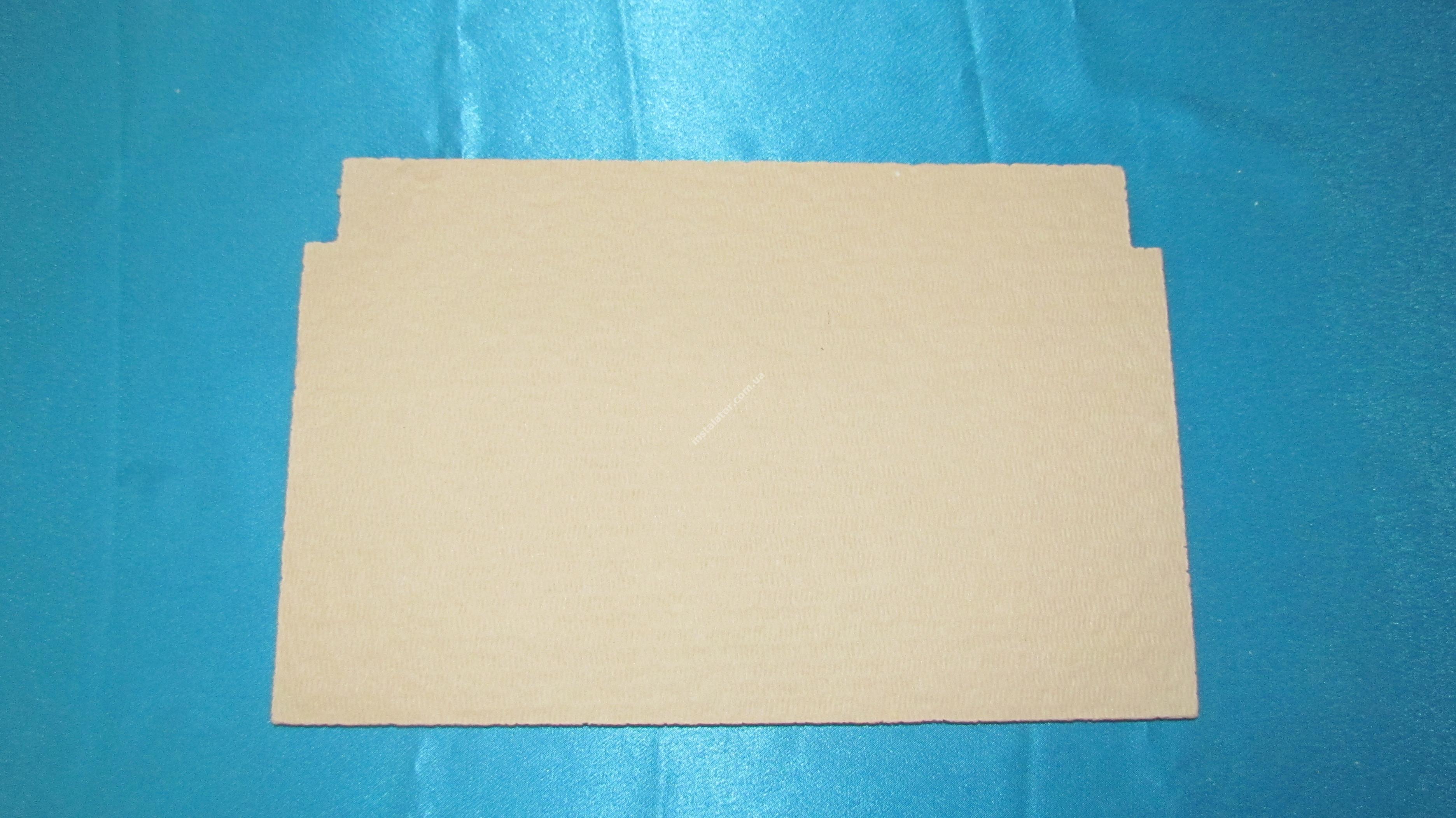 998640 Ізоляція камери згорання задня панель ARISTON