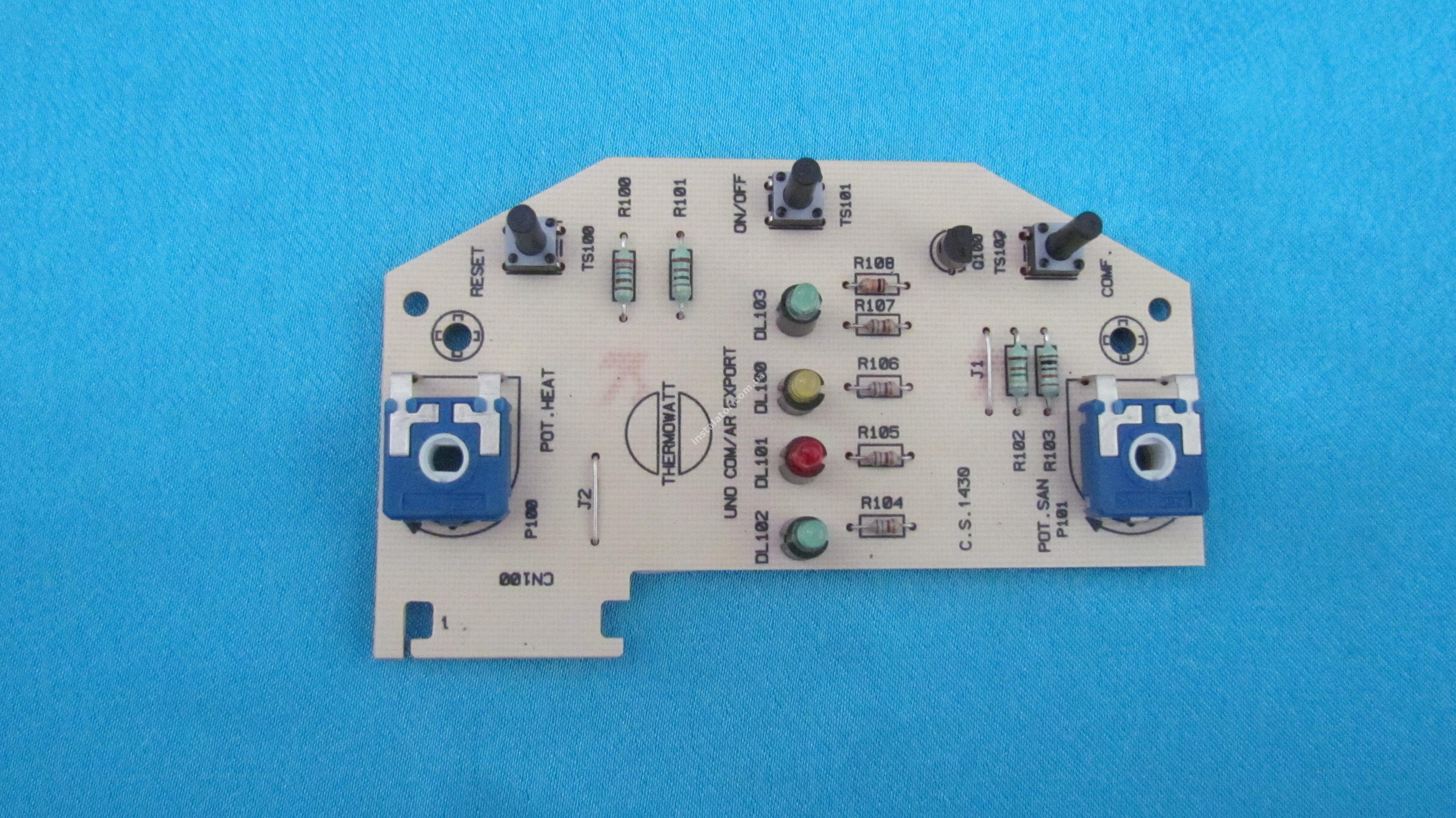 65100750 Плата світлодіодна ARISTON UNO