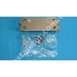 0020020018 Теплообмінник (ГВП) 13 пластин VAILLANT TEC PRO, PLUS, R1