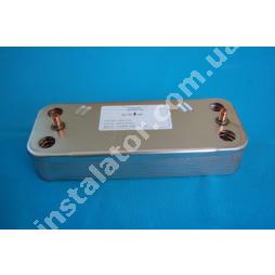 995945 Теплообмінник вторинний ГВП ARISTON Uno