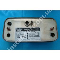17B1951409 Теплообмінник вторинний Zilmet /SIME Format. Zip BF 14 пластин