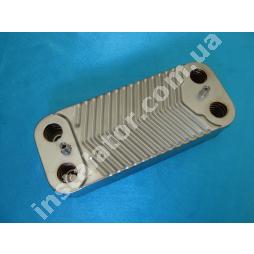 65104333 Теплообмінник вторинний ГВП ARISTON Class Genus BS