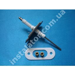 090699 Електрод контролю полум'я (іонізації)  Vaillant Thermoblock ecoTEC