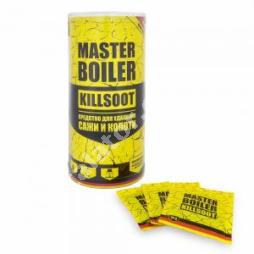 Засіб для видалення сажі, копоті та смоле Master Boiler Killsoot 60*10g