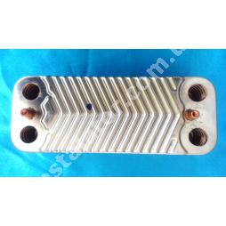 BI1001101 Теплообмінник ГВП Biasi BARVA, GARDA, RIVA COMPACT