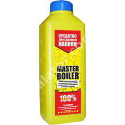 Засіб від накипу (порошок) Master Boiler (Майстер Бойлер)
