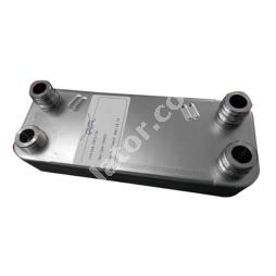 065153  Теплообмінник вторинний ГВП Vaillant MAX 28-36кВт