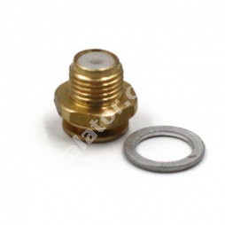 5634820 Втулка латунна 3-х ходового клапана під зажим FUGAS, WESTEN/BAXI