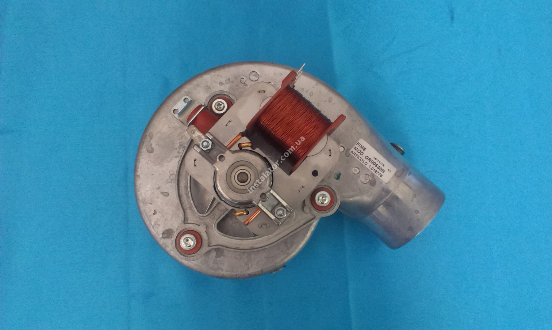 1.018778 Турбина (вентилятор) Immergas Major full-image-0