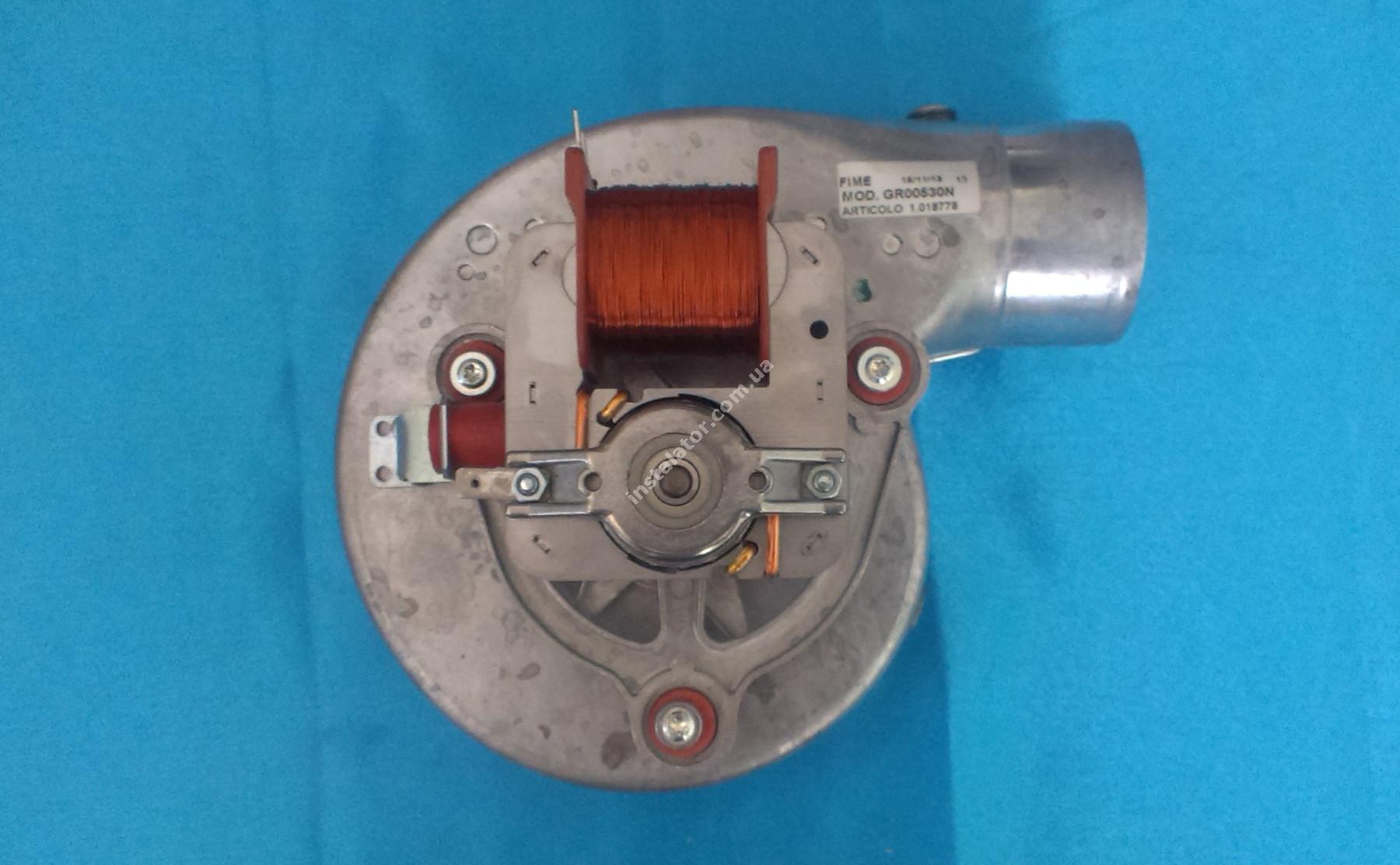 1.018778 Турбина (вентилятор) Immergas Major full-image-2