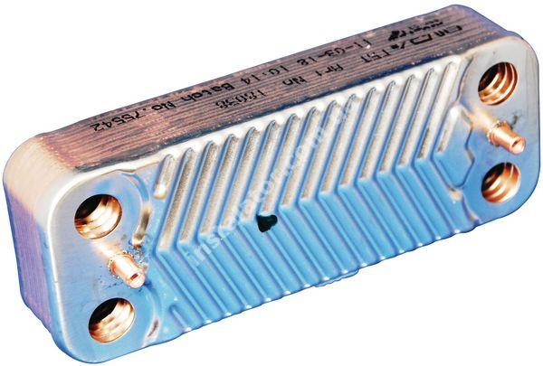 BI1001101 Теплообмінник ГВП Biasi BARVA, GARDA, RIVA COMPACT full-image-1