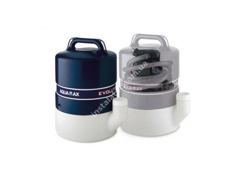Апарат для промивки теплообмінників (бустер) Aquamax Evolution 10  full-image-1