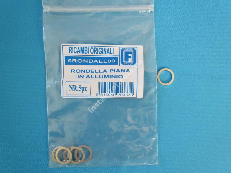 6RONDALL00 Прокладка крану підпитки FONDITAL Vela Compact full-image-0