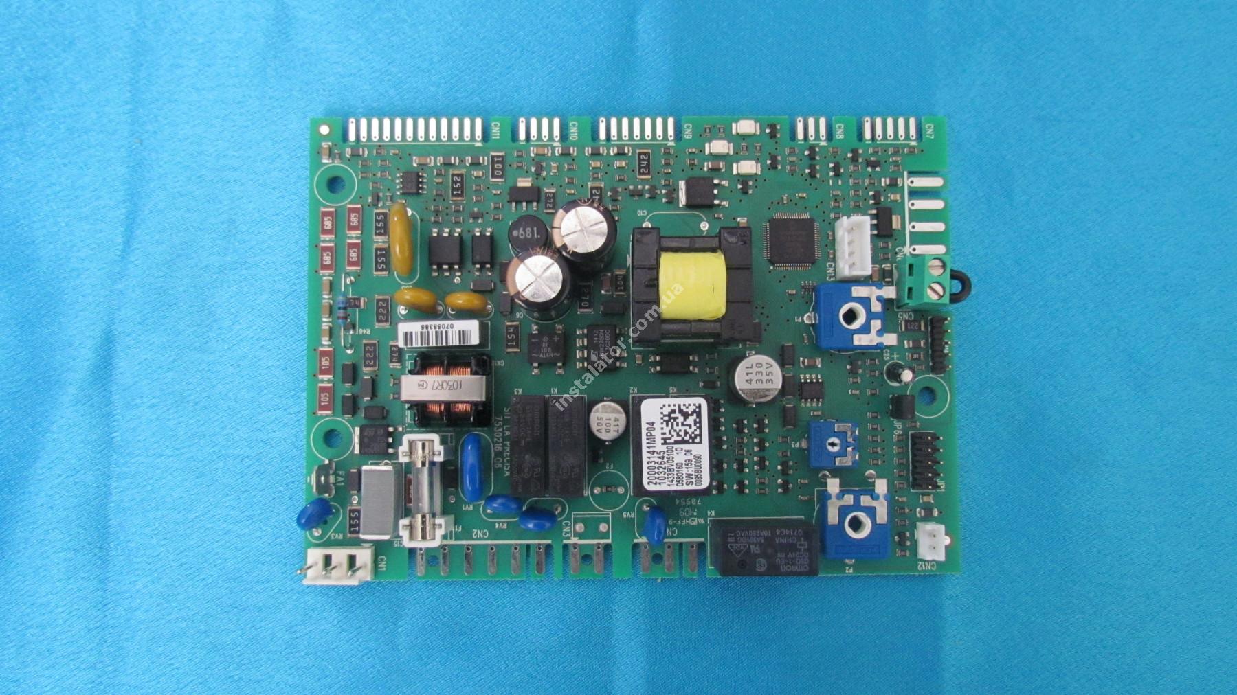 20011424 Плата електронна (керування)  BERETTA City MP04 full-image-1