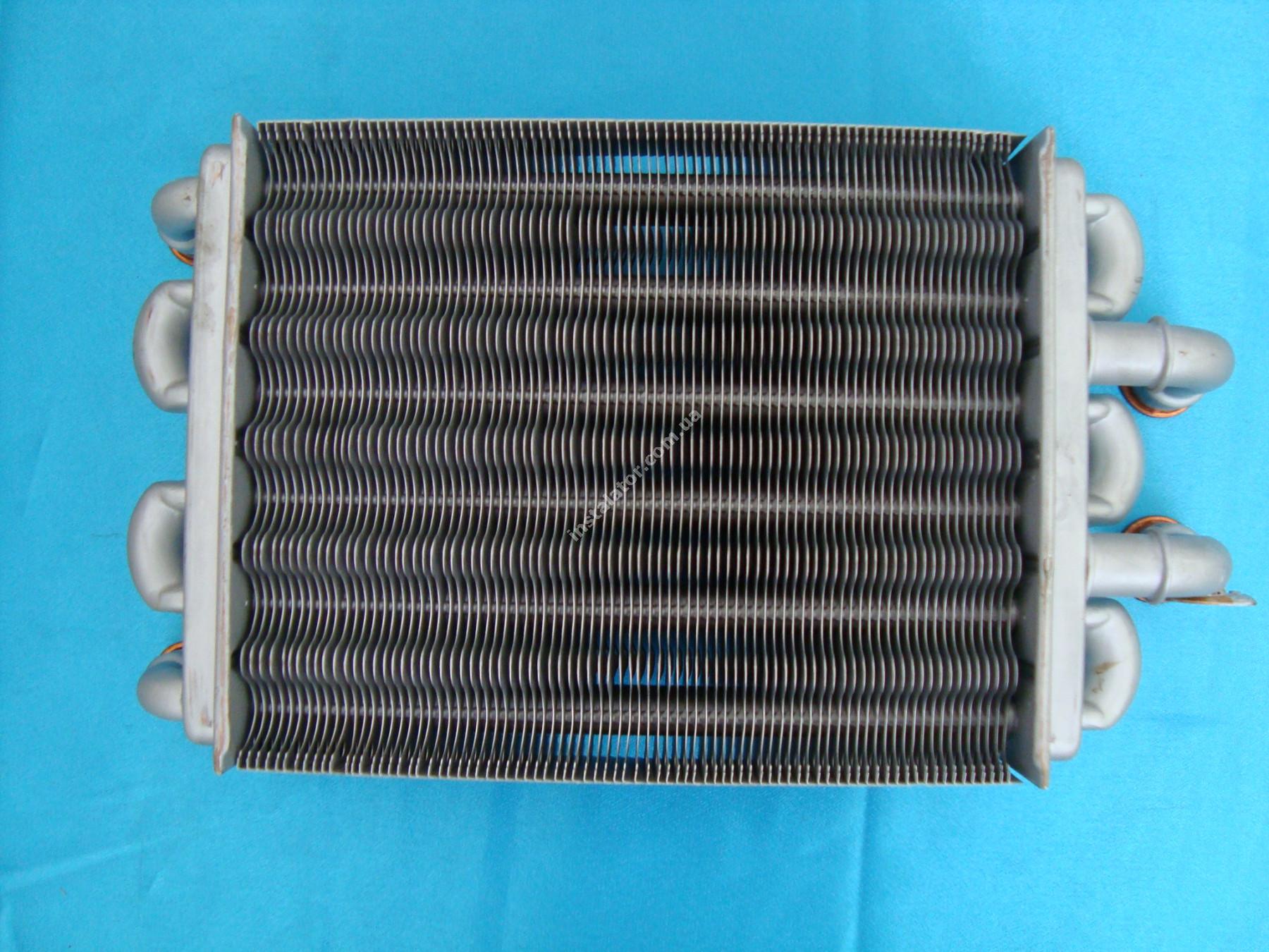 5700520 Теплообмінник бітермічний BAXI full-image-0