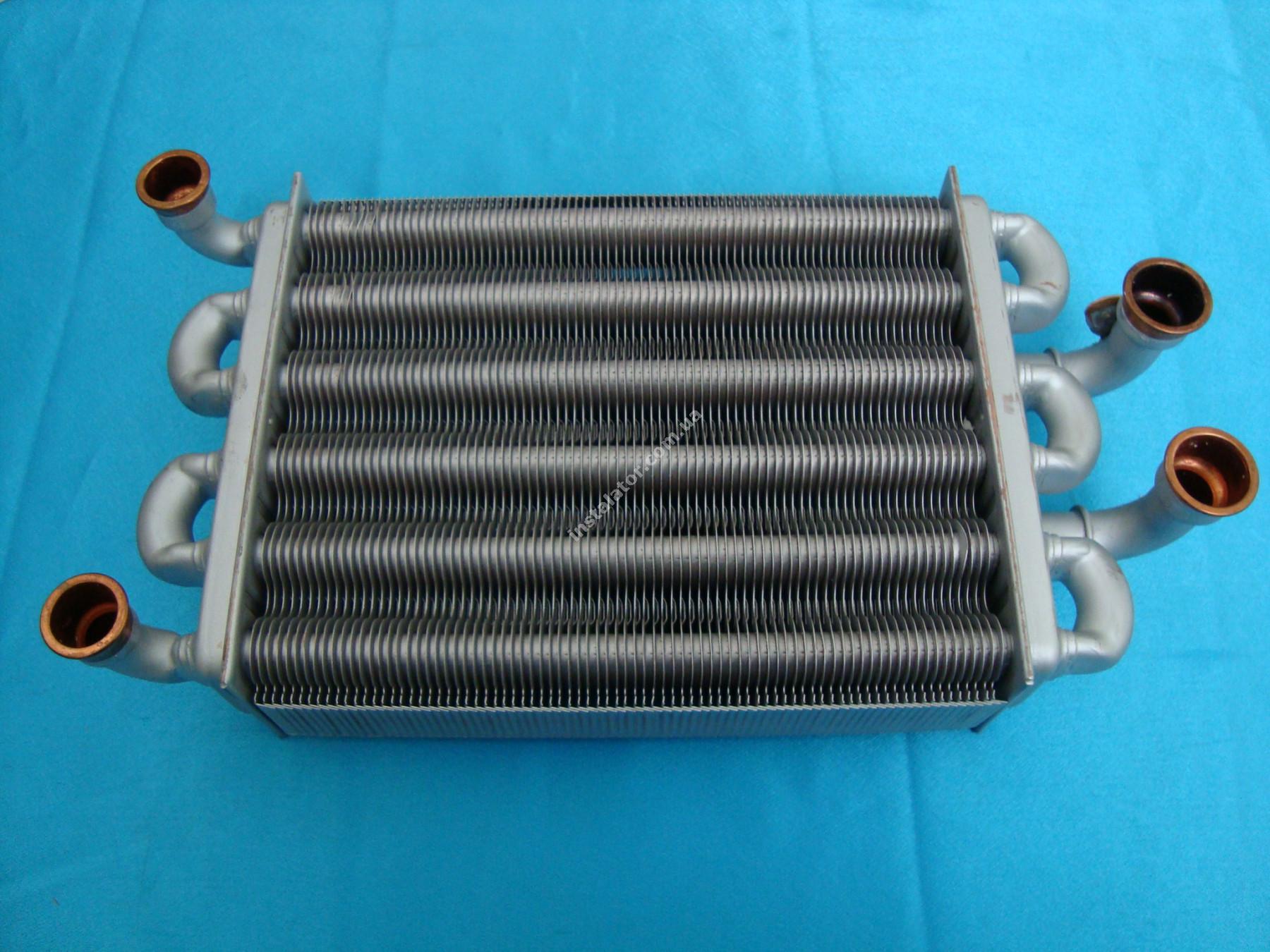 5700520 Теплообмінник бітермічний BAXI full-image-3