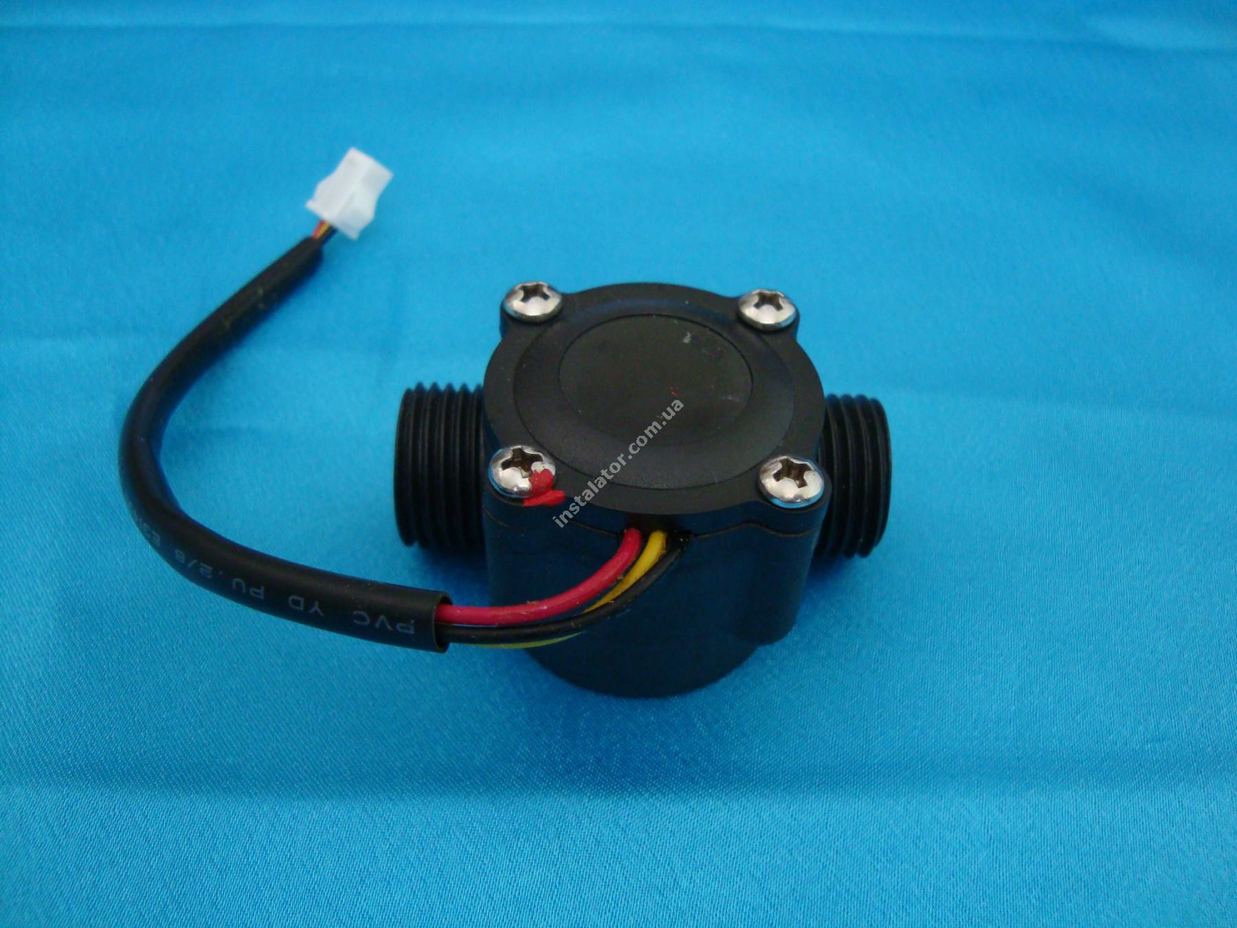 AB13050009 Датчик протоку (реле протоку) ГВП ZOOM, ROCTERM, NOBEL full-image-1