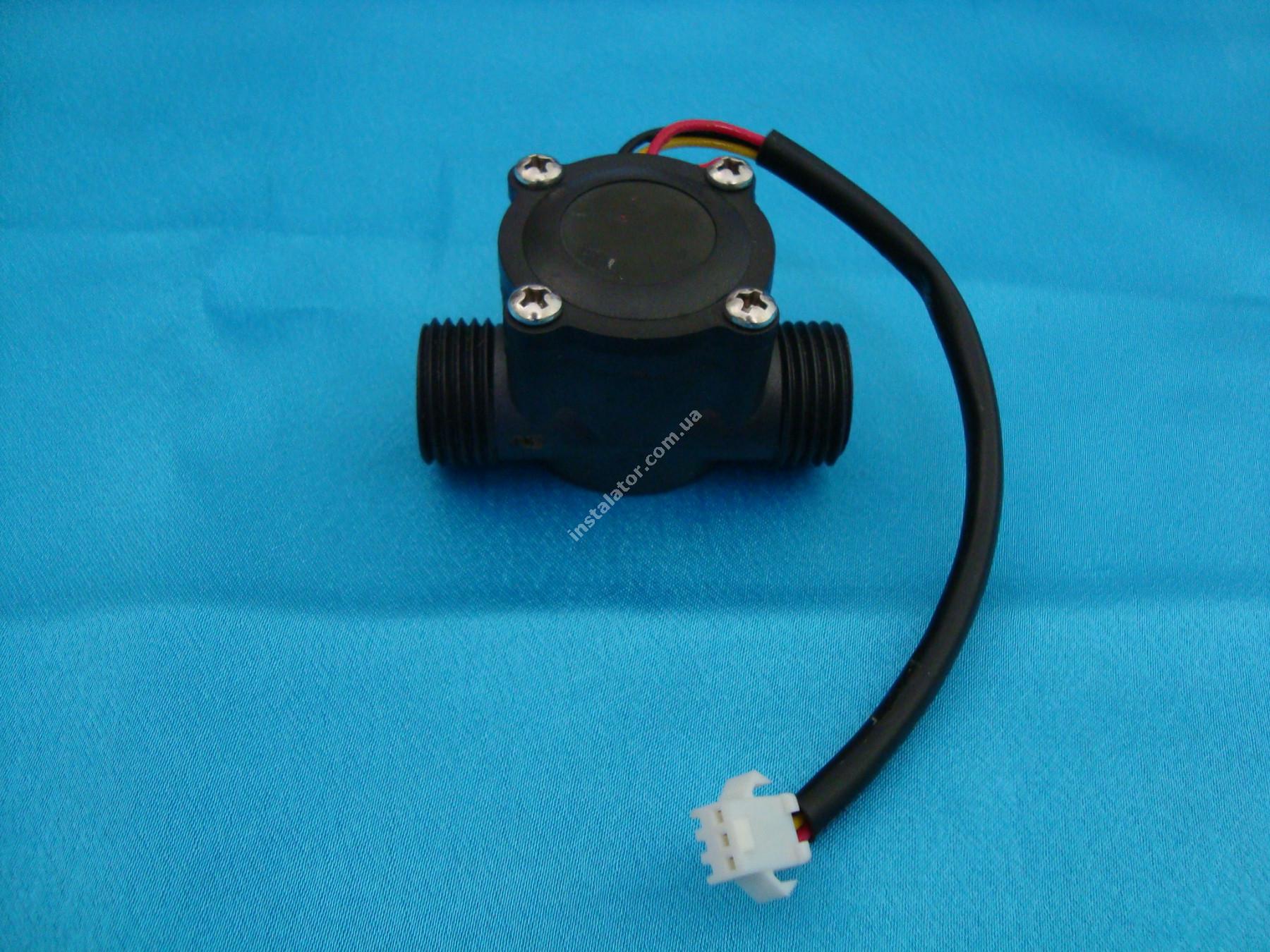 AB13050009 Датчик протоку (реле протоку) ГВП ZOOM, ROCTERM, NOBEL full-image-0