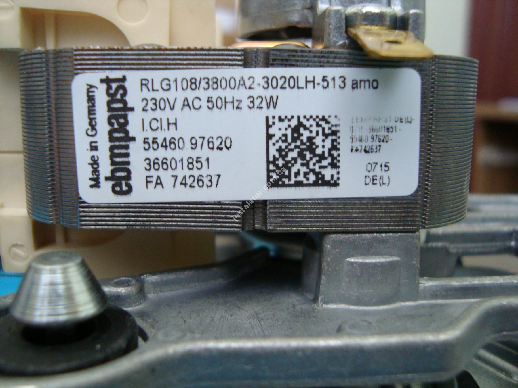 39817550 Турбіна FERROLI  Domicompact, Domina, Domitop, New Elite 24 кВт full-image-2