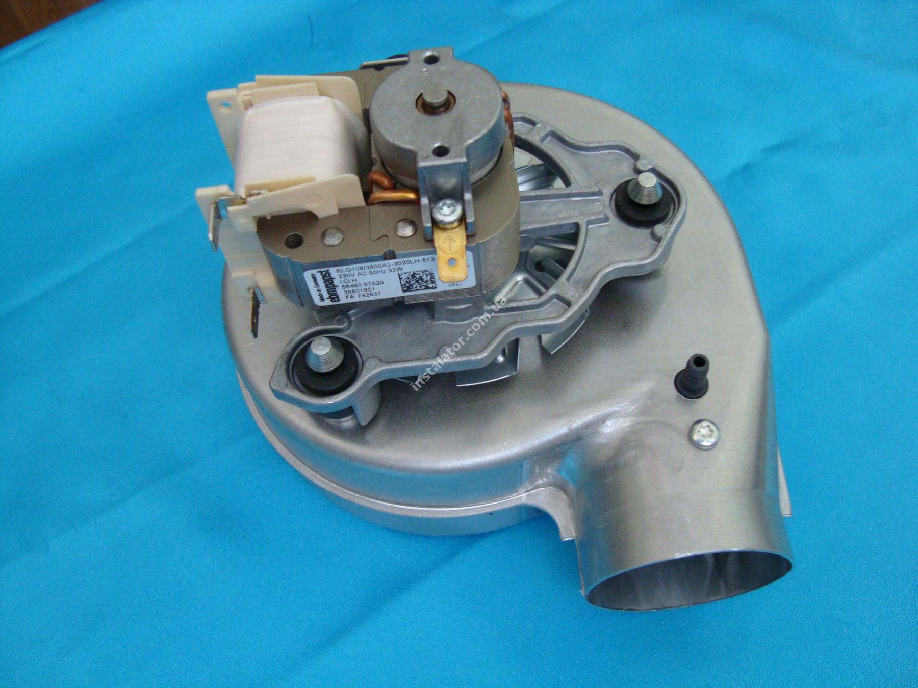 39817550 Турбіна FERROLI  Domicompact, Domina, Domitop, New Elite 24 кВт full-image-3