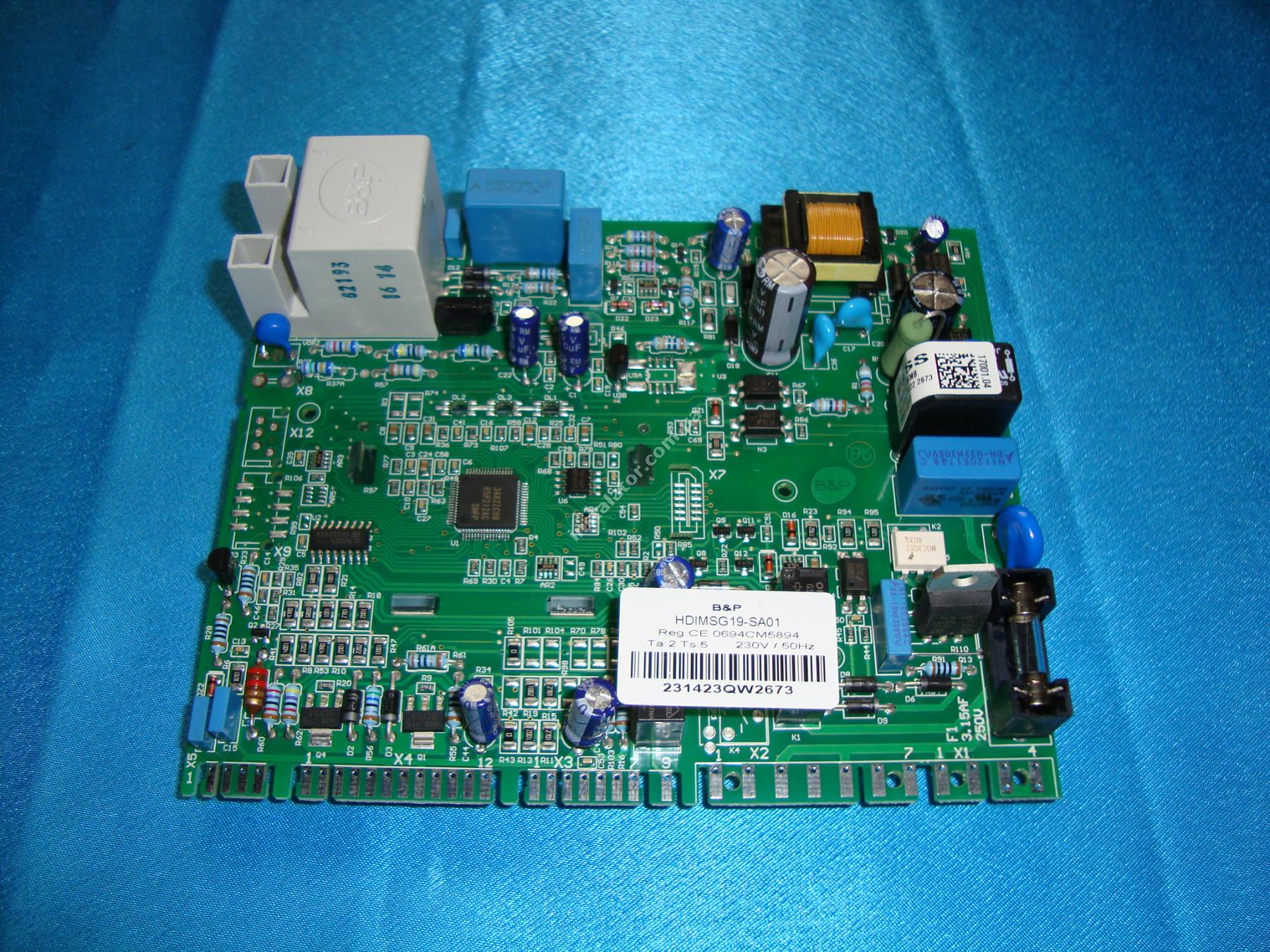 BI2285102 Плата електронна BIASI Binnova M297 full-image-1