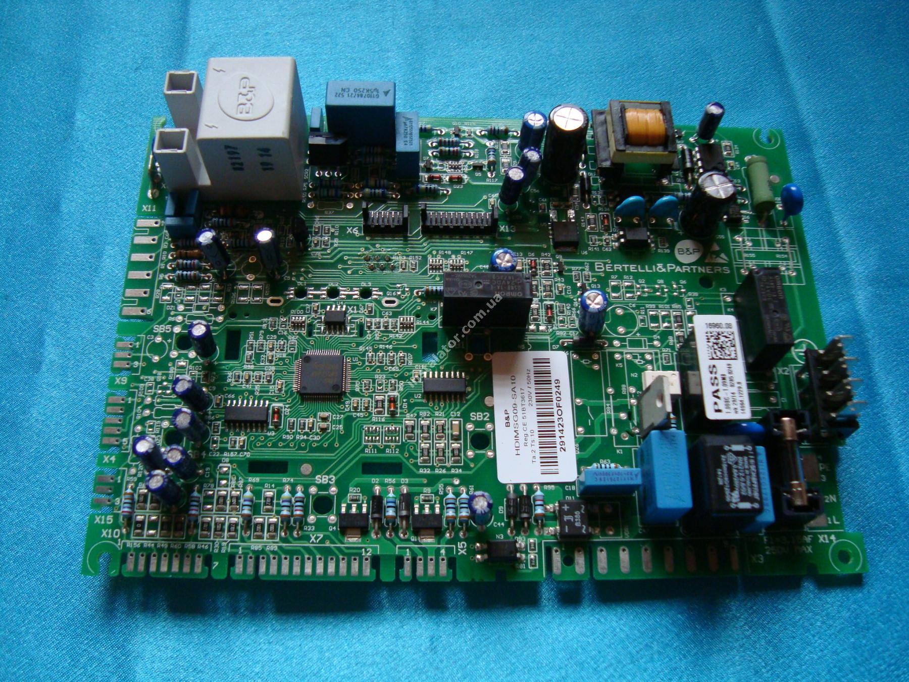 BI2225109 Плата електронна Biasi INOVIA  full-image-2