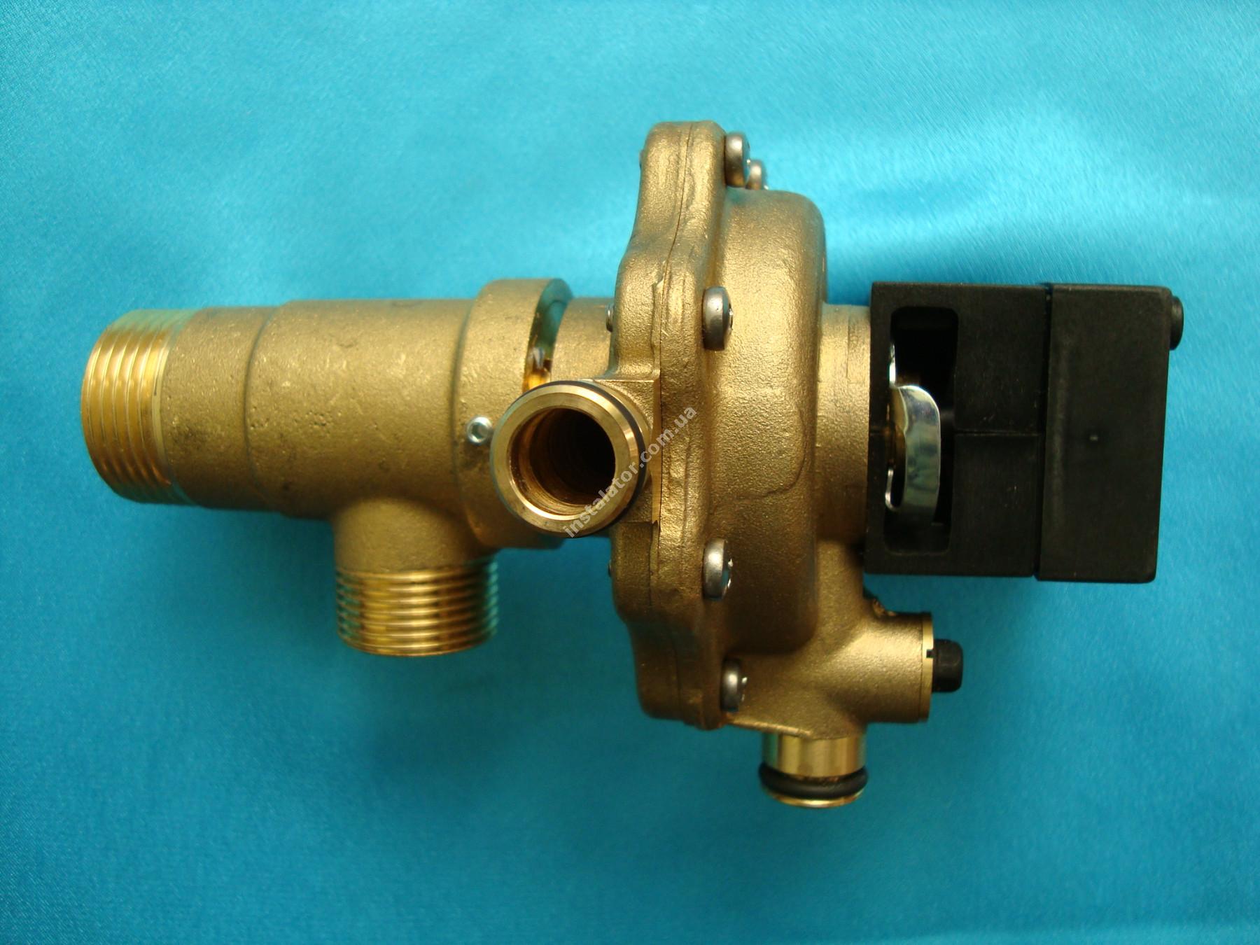 21002478 3-х ходовий клапан Micra2 взборі (квітка) full-image-4