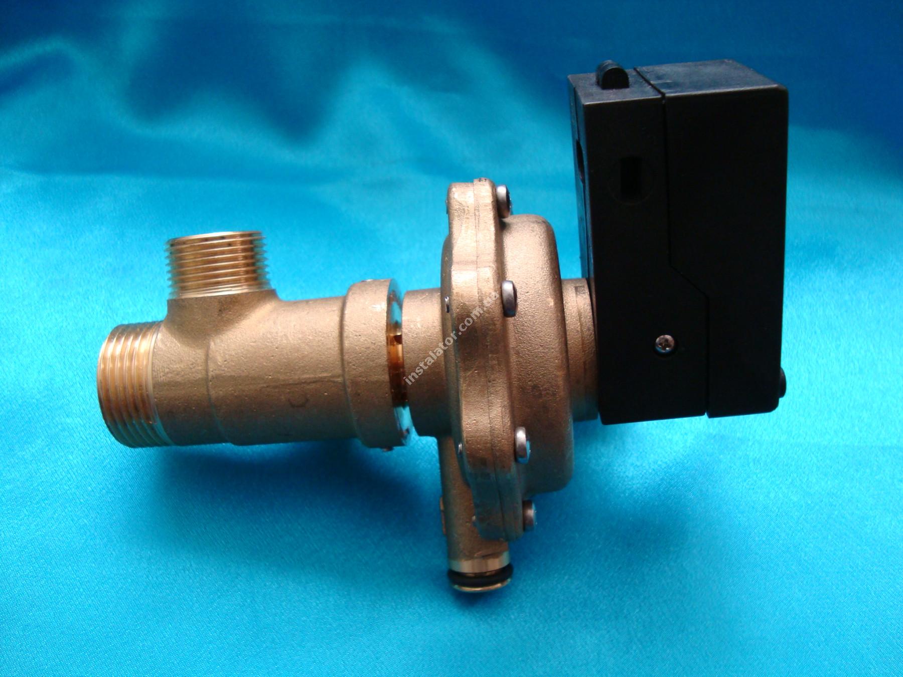 21002478 3-х ходовий клапан Micra2 взборі (квітка) full-image-3