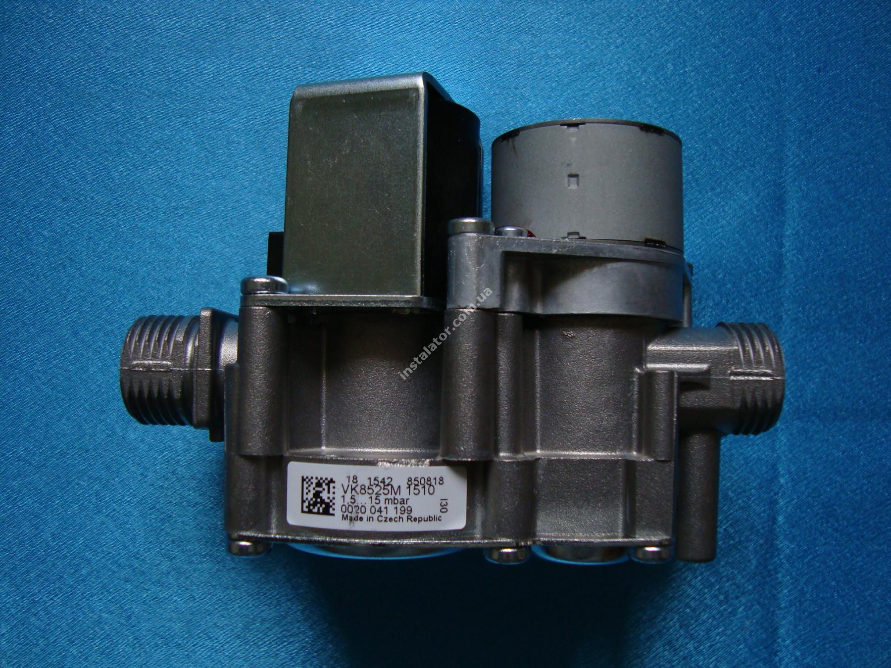 0020035639 Газовий клапан без регулятора PROTHERM, SAUNIER DUVAL (Honeywell) full-image-1