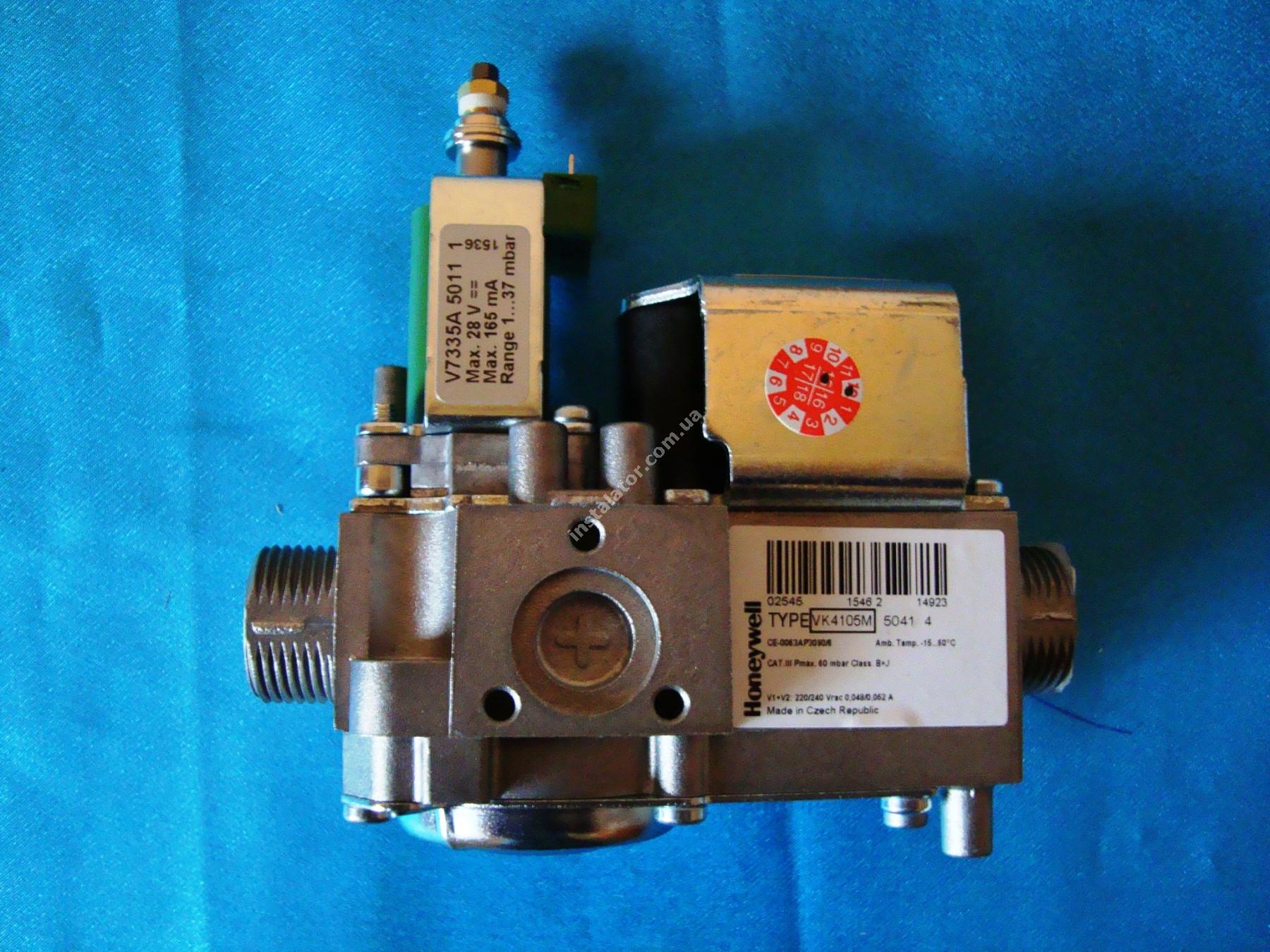 39817850 Газовий клапан FERROLI Domitech, Divatop full-image-1