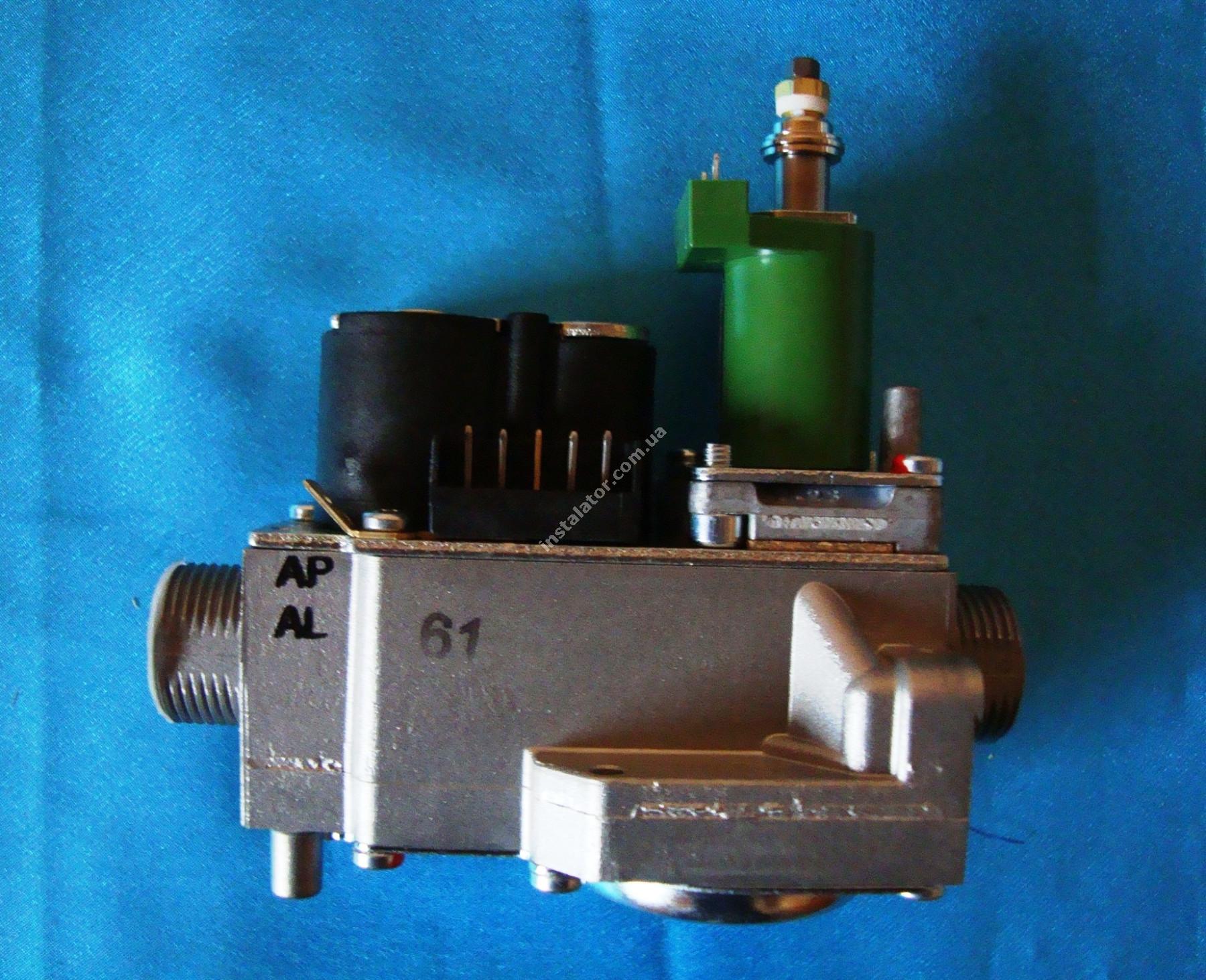 39817850 Газовий клапан FERROLI Domitech, Divatop full-image-2